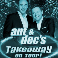 ant-dec-takeaway Ant and Dec's Takeaway On Tour