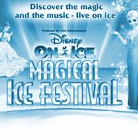 magical ice festival glasgow