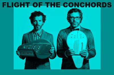 flight-conchords-hydro-glasgow Flight of the Conchords