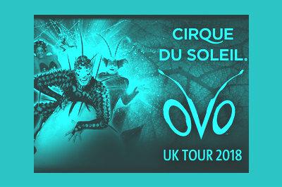 cirque-du-soleil-ov-glasgow-hydro Cirque du Soleil - OVO