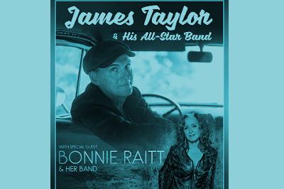 james-taylor-hydro-glasgow-2018 James Taylor + Bonnie Raitt