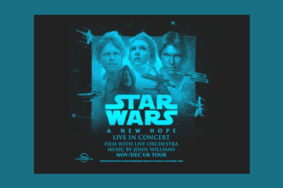 star-wars-orchestra-hydro-glasgow Star Wars New Hope - Film with Live Orchestra