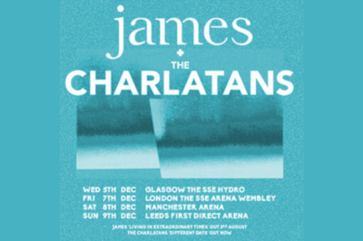 james-charlatans-hydro-glasgow-tickets James + The Charlatans