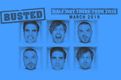 busted-hydro-glasgow-tickets-2019 Busted - Half Way There Tour
