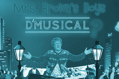 mrs-browns-boys-musical-tickets-hydro-glasgow Mrs Browns Boys D'Musical
