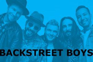 backstreet boys hydro glasgow tickets