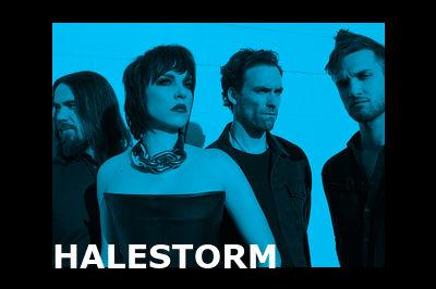 halestorm-tickets-hydro-glasgow-2019 Halestorm - November 2019