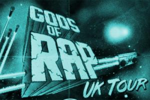 gods of rap tickets hydro glasgow