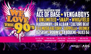 we-love-90s-tickets-sse-hydro-glasgow-300x180 We Love the 90s Christmas Show