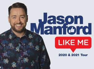 jason-manford-glasgow-hydro-tickets Jason Manford - Like Me Tour