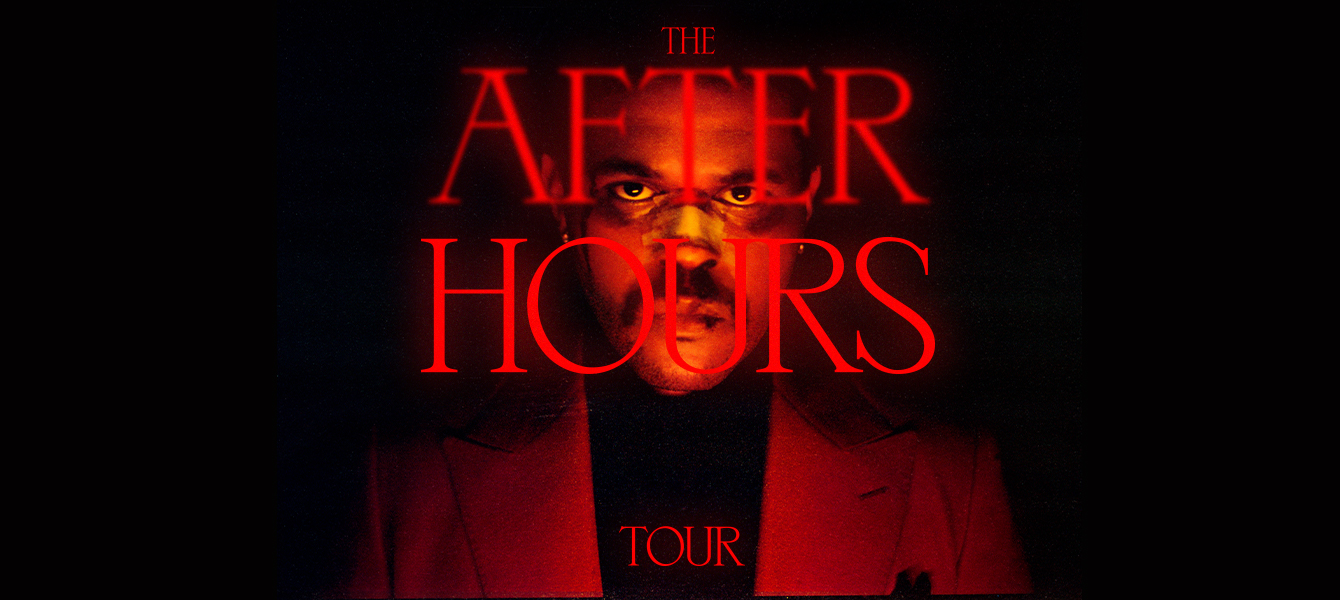 the weeknd after hours tour tickets hydro glasgow