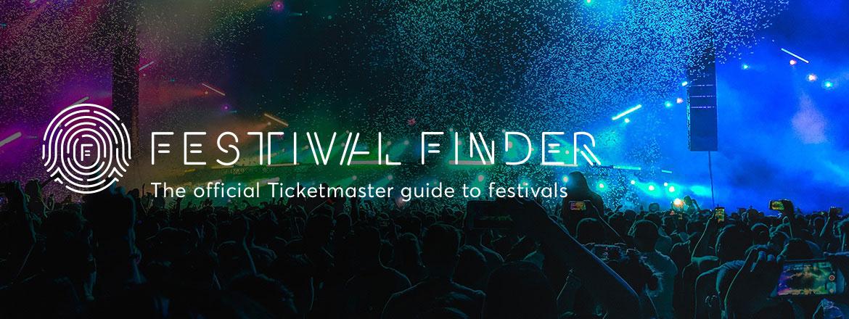 Festival Finder generic header