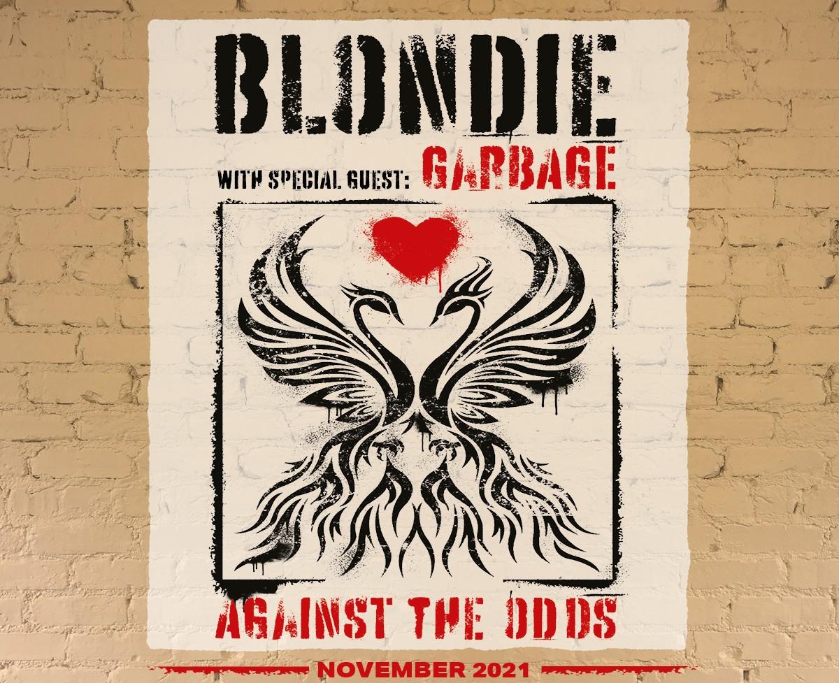 blondie garbage tickets hydro glasgow