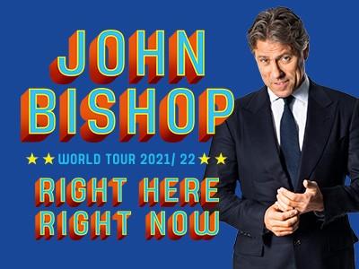 john bishop tour tickets hydro glasgow