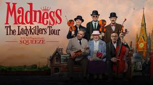 madness squeeze tour tickets hydro glasgow